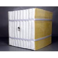 重庆锻造加热炉含锆陶瓷纤维模块  耐温等级高